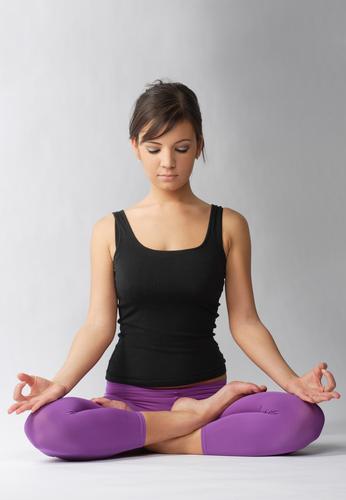 Strese karşı yoga yapın! galerisi resim 1