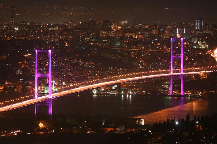Dünyanın en harika köprüleri