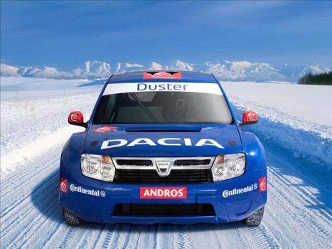 4x4 Dacia sahnede galerisi resim 1