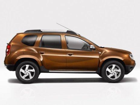 4x4 Dacia sahnede galerisi resim 5