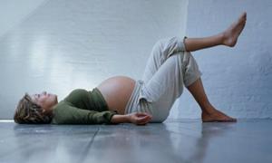 Ağrısız doğum için egzersiz şart!
