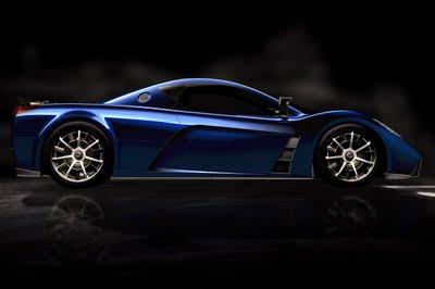 Geleceğin süper sporcu otomobili galerisi resim 1