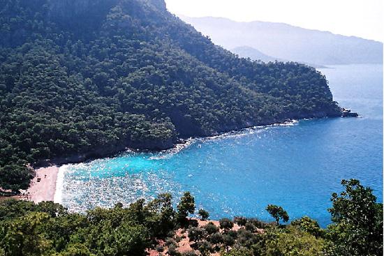 Türkiye'nin en iyi 10 plajı galerisi resim 19