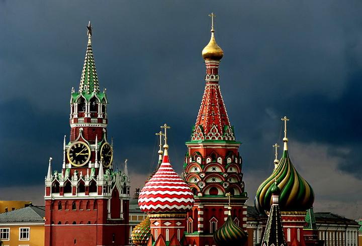 Yaşayan tarih Moskova galerisi resim 1