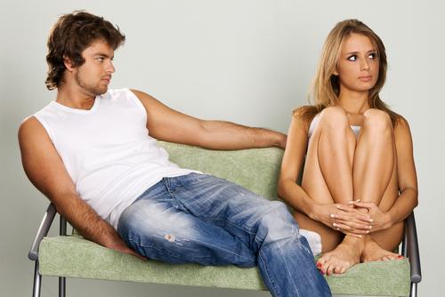 девушка соблазняет парня фото