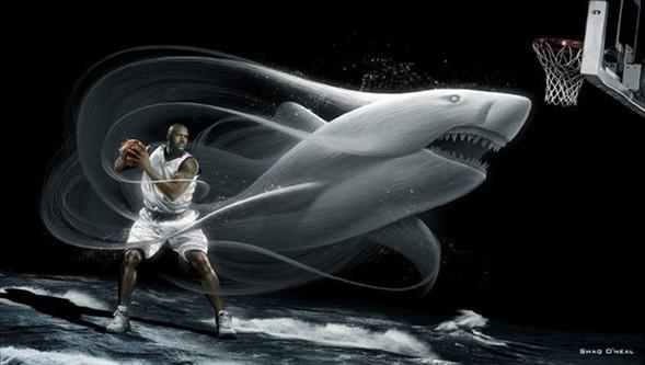 Yaratıcı spor afişleri galerisi resim 1