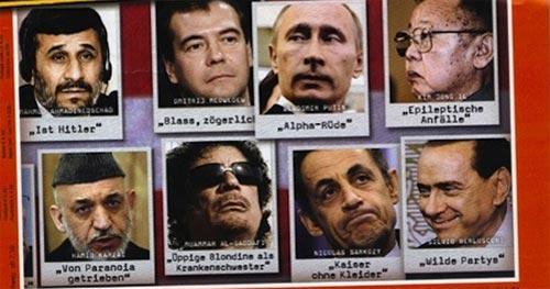 İşte liderlere takılan o isimler! galerisi resim 1