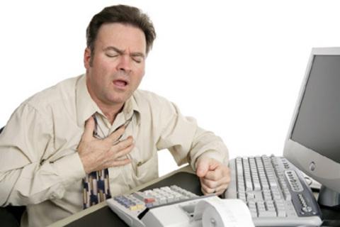 Kalp krizi riskinizi test edin! galerisi resim 1