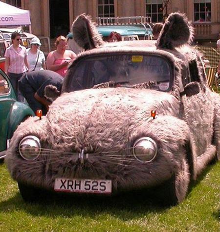 İlginç Araba Tasarımları galerisi resim 1