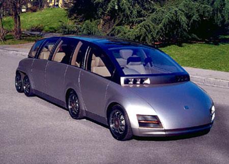 İlginç Araba Tasarımları galerisi resim 13