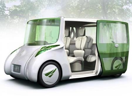İlginç Araba Tasarımları galerisi resim 20