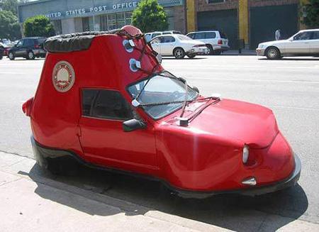 İlginç Araba Tasarımları galerisi resim 23