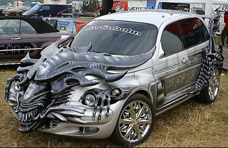 İlginç Araba Tasarımları galerisi resim 4