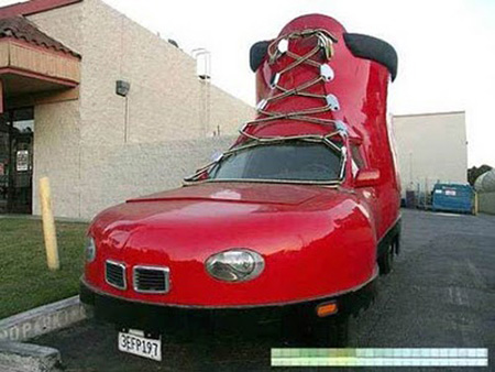 İlginç Araba Tasarımları galerisi resim 5