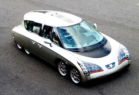İlginç Araba Tasarımları galerisi resim 8