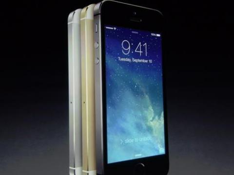İşte yeni iPhone 5C ve 5S galerisi resim 1