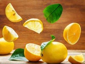 Limon dilimleriyle uyumanın faydaları