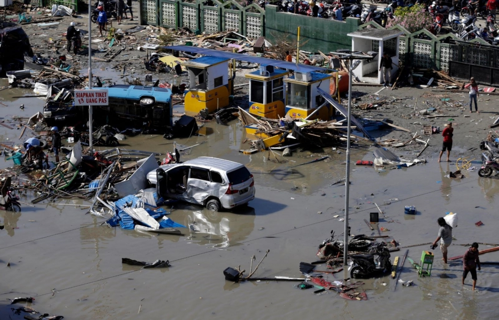 Endonezya'daki deprem: Ölü sayısı bin 203'e yükseldi galerisi resim 4