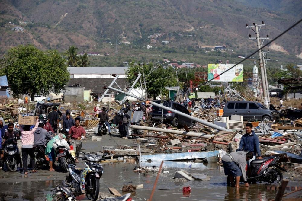 Endonezya'daki deprem: Ölü sayısı bin 203'e yükseldi galerisi resim 7