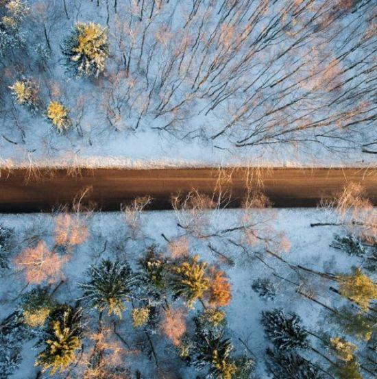Paraşütten çekilen fotoğraflar... galerisi resim 9