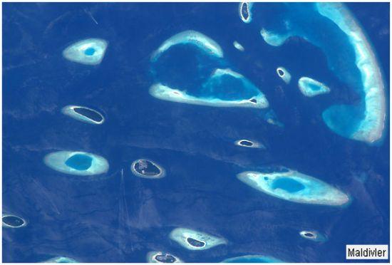 Uzaydan dünyanın fotoğrafları galerisi resim 1