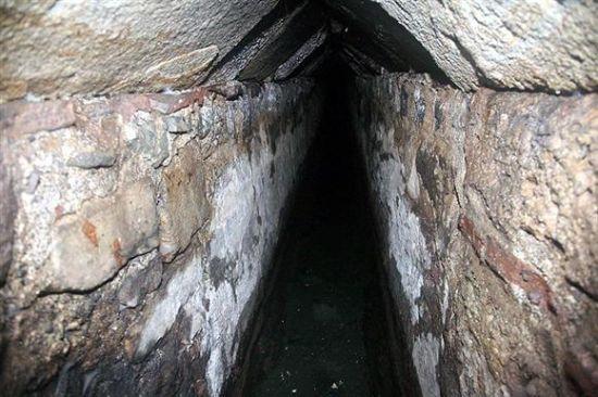 Arkeoloji dünyasını heyecanlandıran tünel! galerisi resim 1