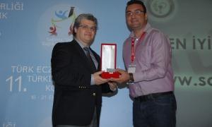 TEB'den Sağlık Aktüel'e birincilik ödülü