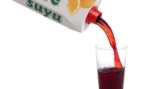 Her derde deva üzüm suyu…