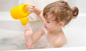 Çocuğunuz yıkanmaktan korkuyorsa bunlara dikkat edin!