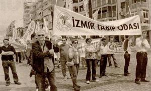 """İzmir TTB'den sert uyarı: """"TTB'yi güçsüzleştiriyorsunuz!"""""""