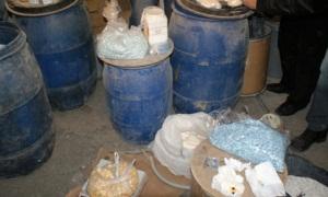 Antalya'da 30 bin kaçak bitkisel zayıflama ilacı ele geçirildi