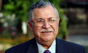 Irak lideri Talabani hastaneye kaldırıldı