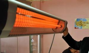 'Elektrikli ısıtıcılara 2 metreden fazla yaklaşmayın'