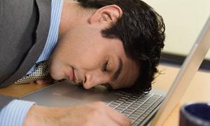 Kısır bir döngü: 'Kronik yorgunluk sendromu'
