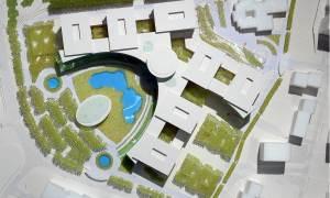 1000 yataklı Okmeydanı Hastanesi'nin inşaatı Nisan'da başlıyor