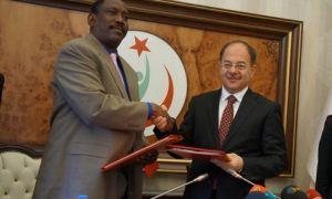 Sudan'da inşa edilen hastanenin yapımı tamamlandı