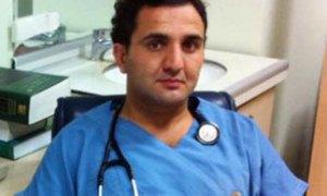 Meslektaşı tarafından bıçaklanan doktor 8 ayda 15 ameliyat geçirdi