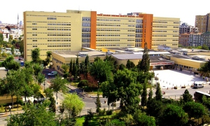 Okmeydanı Hastanesi yıkılıyor