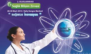 Sağlık ve bilişim dünyası 'Uluslararası Sağlık Bilişim Zirvesi'nde buluşuyor!