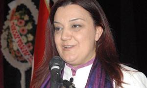 SGK'nın ilk kadın başkanı oldu