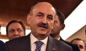 Temelini Bakan Müezzinoğlu attı