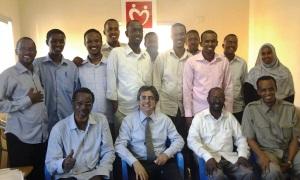 Somali'de Tıpta Uzmanlık eğitimi başlatıldı