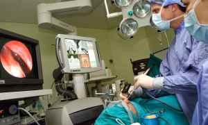 Navigasyonla yapılan sinüzit ameliyatı komplikasyonunu engelliyor