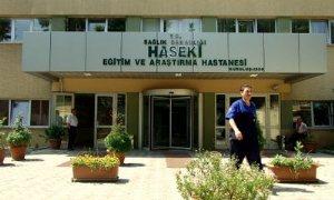 Haseki Hastanesi acil servisi taşındı