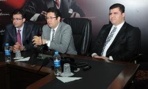 SGK Ankara'da devir teslim töreni