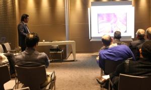 Mısırlı profesörlere laparoskopik kanser cerrahisi semineri