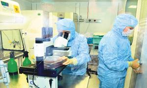 Antalya Eğitim ve Araştırma Hastanesi'nde kök hücre nakli yapılmaya başlandı