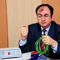 Türk doktorun geliştirdiği Rezektör Balon cihazı 100 ülkede umut oldu