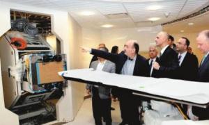 Yüzer hastane için yapım süreci mayısta başlayacak