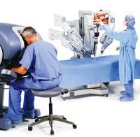 Hastaneler artık robot çağında...